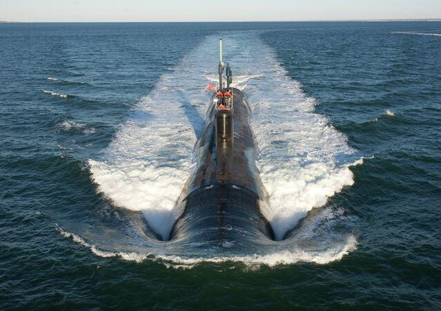 Submarino estadounidense de la clase Virginia