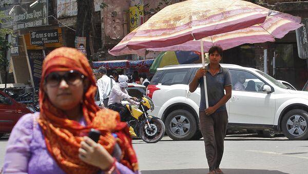 Situación en India - Sputnik Mundo