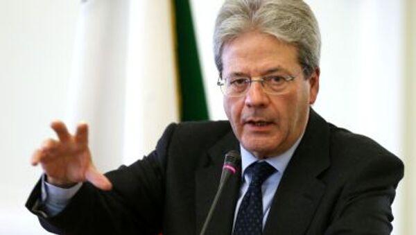 Oggi il ministro degli Esteri italiano arriva a Mosca - Sputnik Mundo