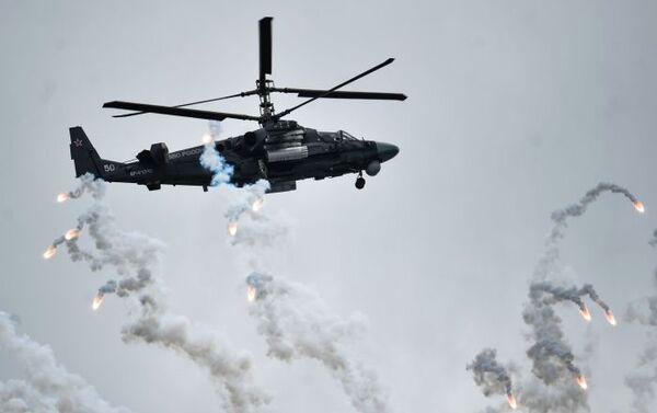 Ka-52 - Sputnik Mundo