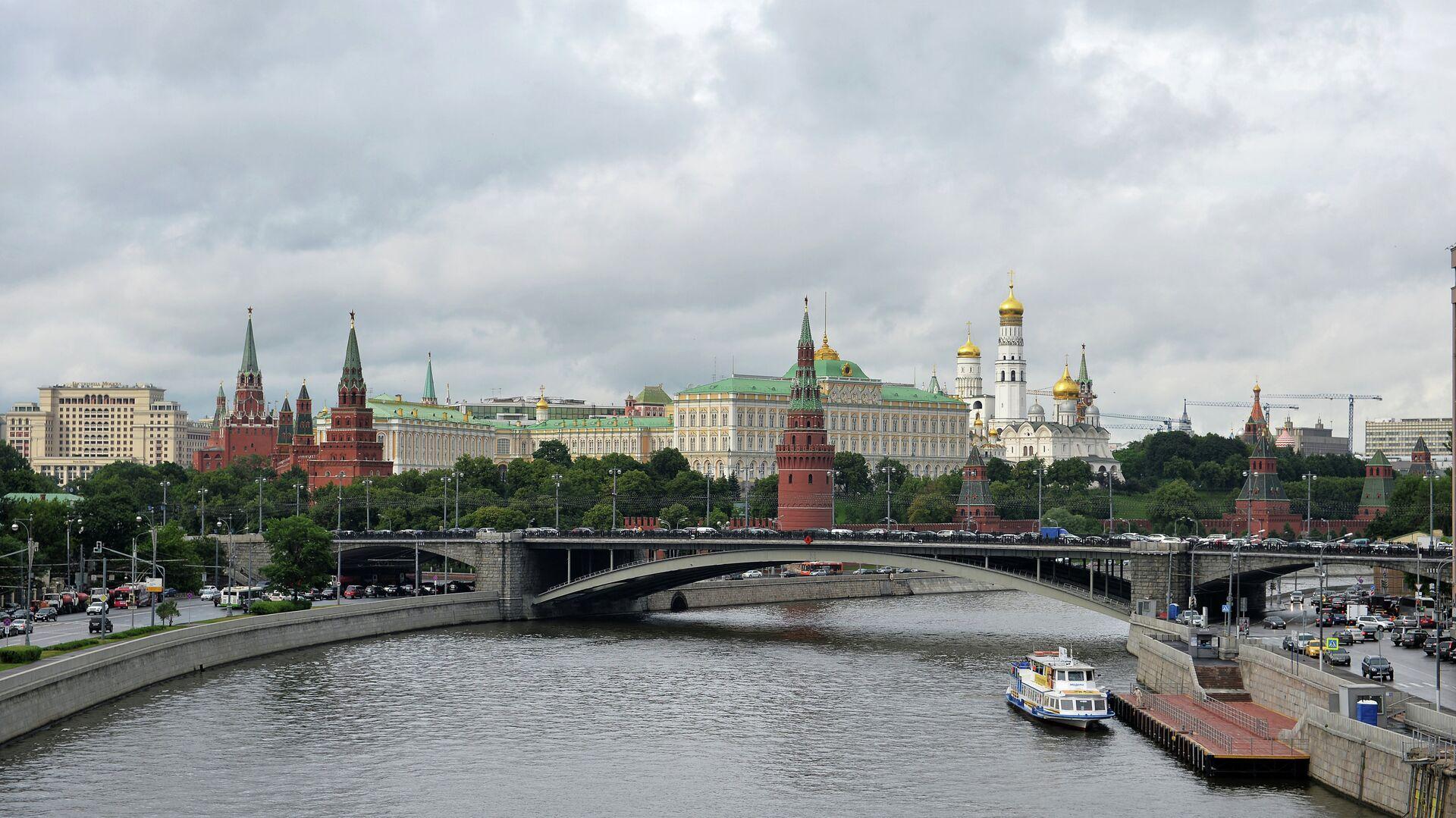 Kremlin de Moscú - Sputnik Mundo, 1920, 12.04.2021