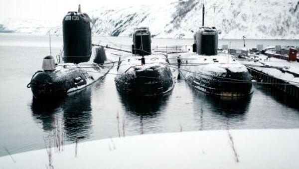 Submarinos rusos - Sputnik Mundo