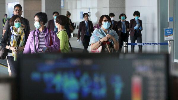 Situación en Corea del Sur - Sputnik Mundo