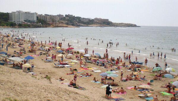 Playa de la Costa Dorada - Sputnik Mundo
