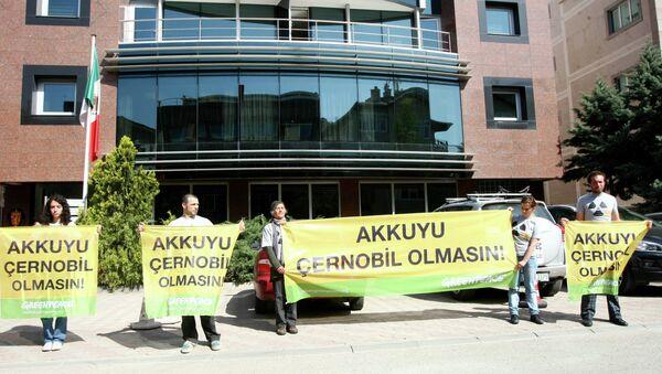 La oposición turca llama a revisar el acuerdo con Rusia sobre la central nuclear de Akkuyu - Sputnik Mundo