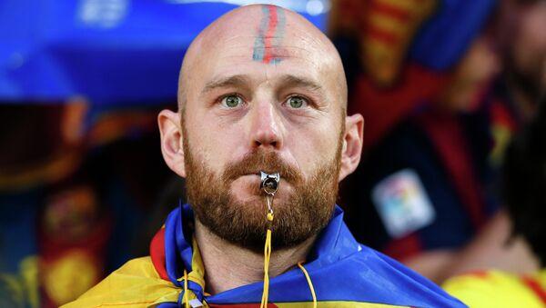 Gobierno español llevará a la Fiscalía la pitada al himno en la final de la Copa del Rey - Sputnik Mundo