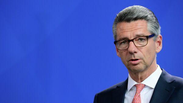 Ulrich Grillo, presidente de la Federación de la Industria Alemana (BDI) - Sputnik Mundo
