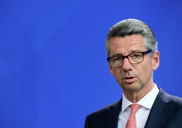 Ulrich Grillo, presidente de la Federación de la Industria Alemana (BDI)