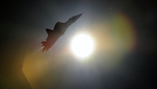 Caza de quinta generación T-50 (PAK FA) - Sputnik Mundo