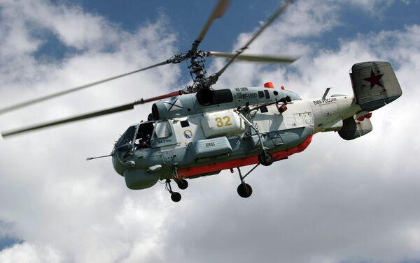 Helicóptero ruso Ka-27 - Sputnik Mundo