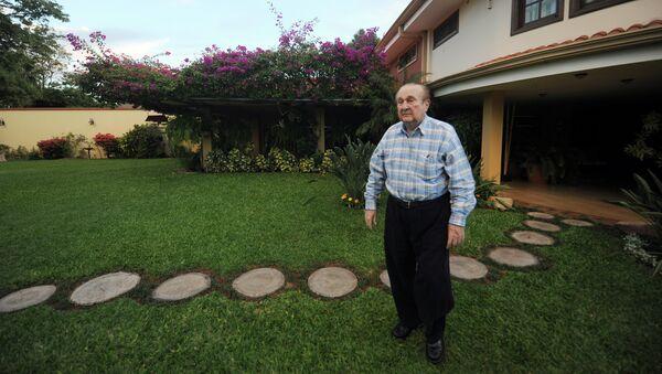 Nicolás Leoz, expresidente de la Confederación Sudamericana de Fútbol - Sputnik Mundo