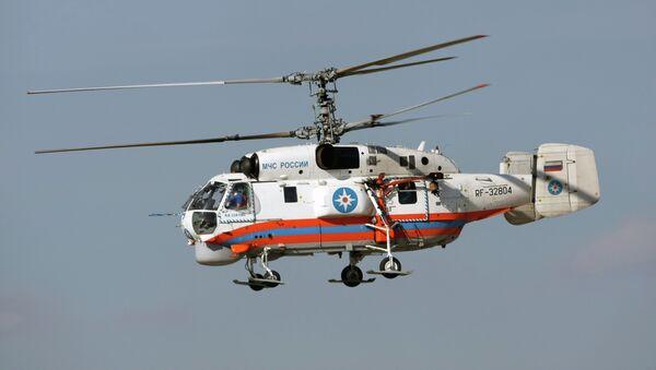 El helicóptero Ка-32А11ВС - Sputnik Mundo