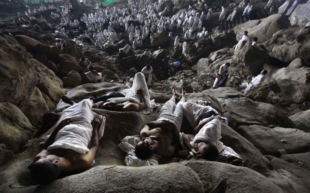 Hajj anual de los musulmanes