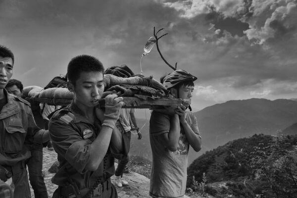 Las obras de los ganadores del I Concurso Internacional de Periodismo Fotográfico Andréi Stenin - Sputnik Mundo