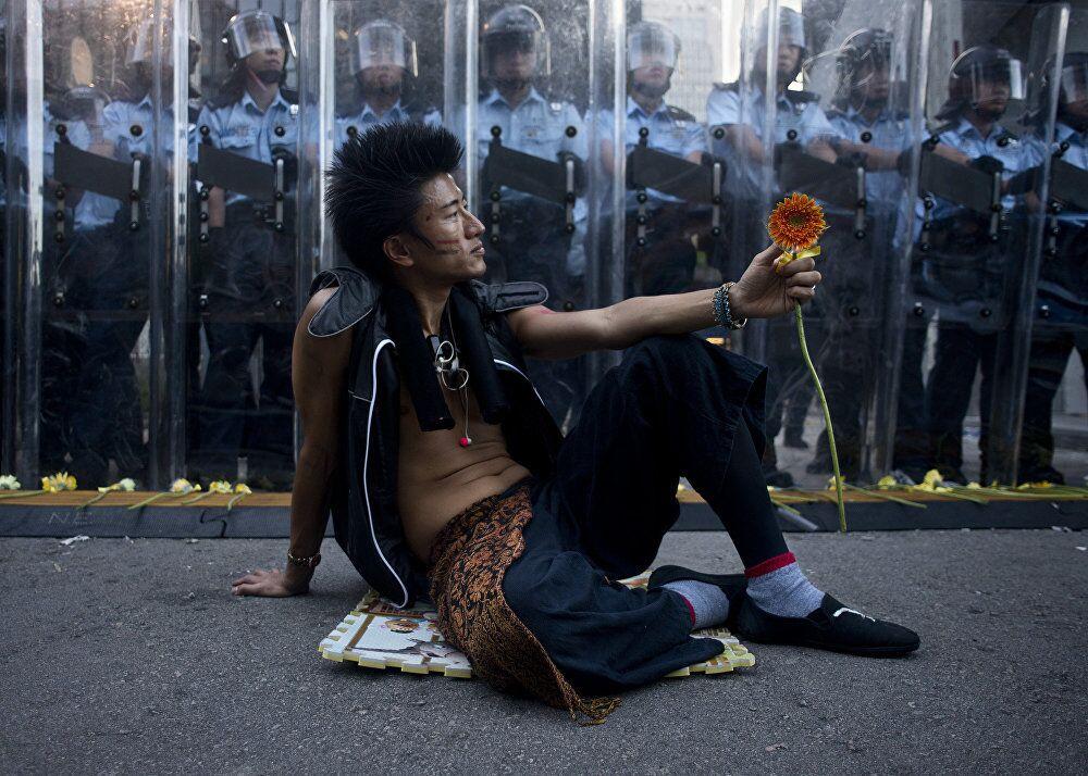 Las obras de los ganadores del I Concurso Internacional de Periodismo Fotográfico Andréi Stenin