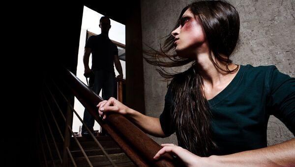 Violencia contra la mujer - Sputnik Mundo