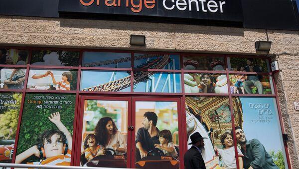 Director de Orange desata polémica en Israel por querer retirarse del país - Sputnik Mundo