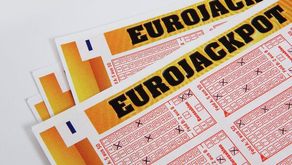 Eurojackpot - Sputnik Mundo