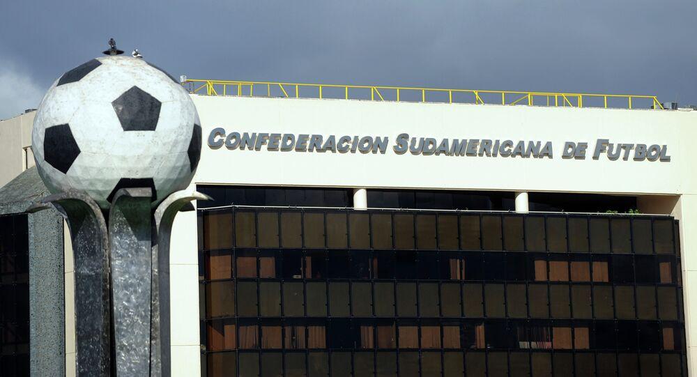 Sede de Conmebol