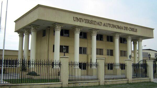 Universidad Autónoma de Chile - Sputnik Mundo