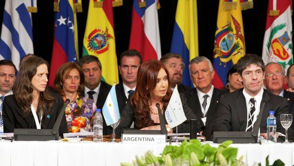Cumbre de Jefes y Jefas de Estado del MERCOSUR (Archivo) - Sputnik Mundo
