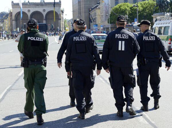 Protestas contra la cumbre del G7 en Munich - Sputnik Mundo