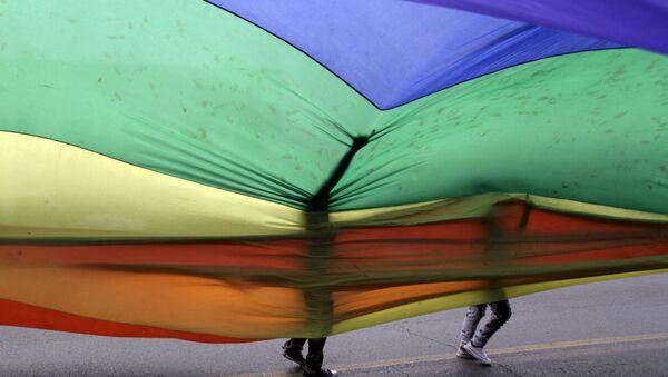 LGBT de Bolivia piden legalizar parejas homosexuales - Sputnik Mundo