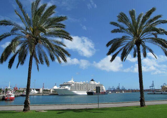 Crucero The World