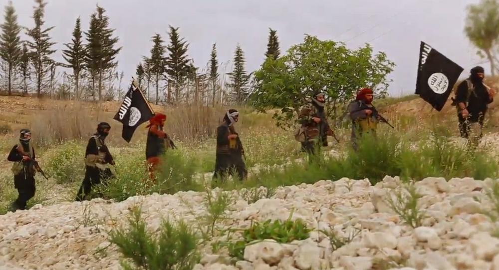 Militantes del Estado Islámico