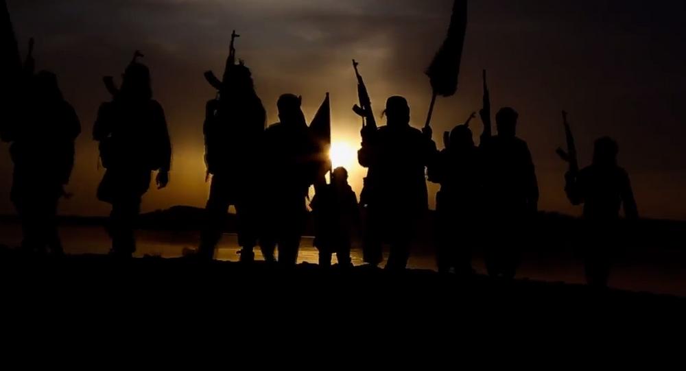 Yihadistas del grupo terrorista Daesh (archivo)