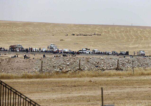 Frontera turco-siria