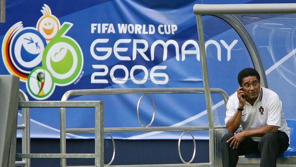 Logo del Mundial de Fútbol de 2006 en Alemania - Sputnik Mundo