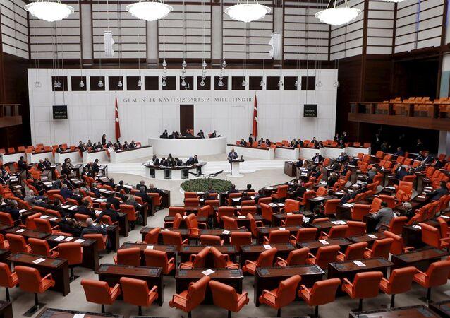 Gran Asamblea Nacional de Turquía