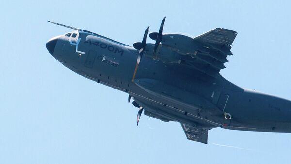 Airbus A400M - Sputnik Mundo