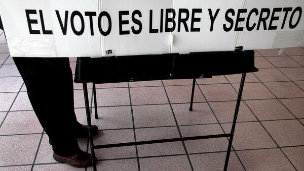 Elecciones en México (archivo) - Sputnik Mundo