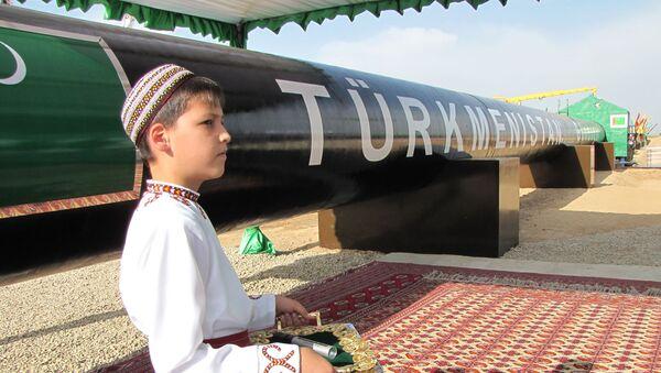Gas de Turkmenistán ofrecería competencia a Gazprom en Europa - Sputnik Mundo