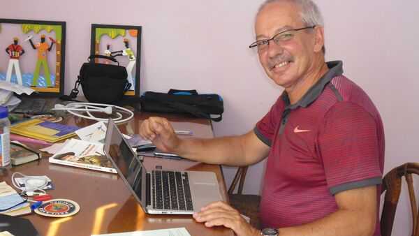 Jorge Enrique Botero, periodista y escritor colombiano - Sputnik Mundo