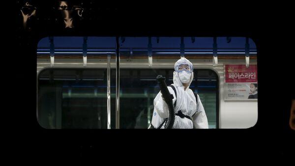 Asciende a 9 el número de fallecidos por el virus MERS en Corea del Sur - Sputnik Mundo
