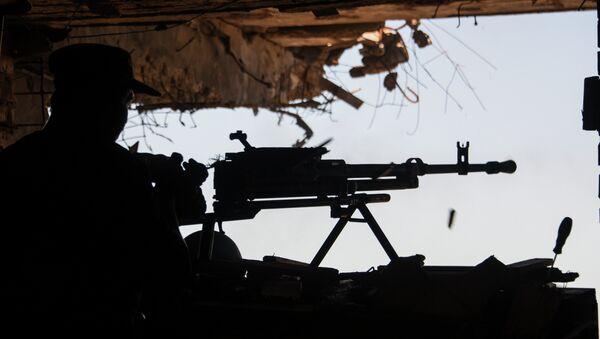 Coordinador antiterrorista de la UE admite que hay mercenarios europeos en Ucrania - Sputnik Mundo