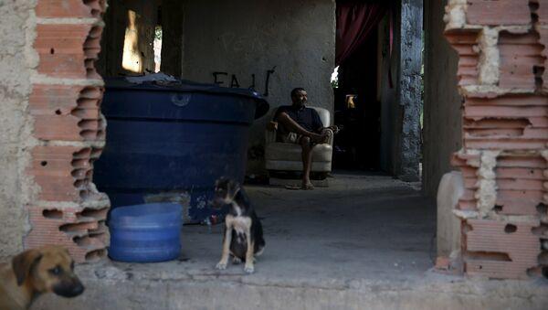 Favela en Río de Janeiro - Sputnik Mundo