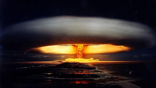 Corea del Norte prepara prueba termonuclear, denuncia el Sur - Sputnik Mundo