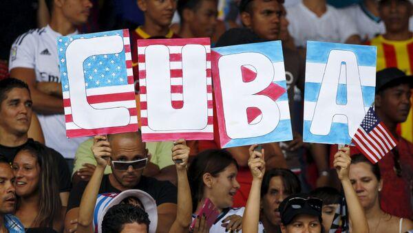 Normalización de las relaciones entre Cuba y EEUU - Sputnik Mundo