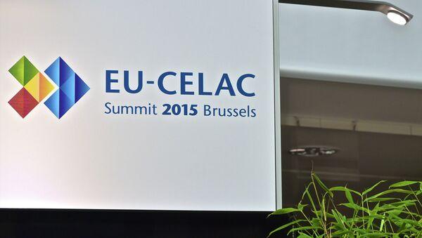 Fundación EU-LAC llama a lograr avance político entre América Latina y la UE - Sputnik Mundo