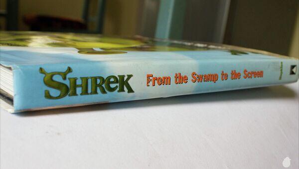 Libro sobre Shrek - Sputnik Mundo