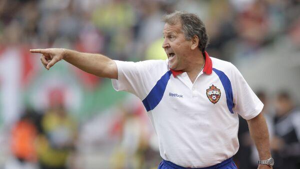 Arthur Antunes Coimbra (Zico), exjugador de fútbol brasileño - Sputnik Mundo