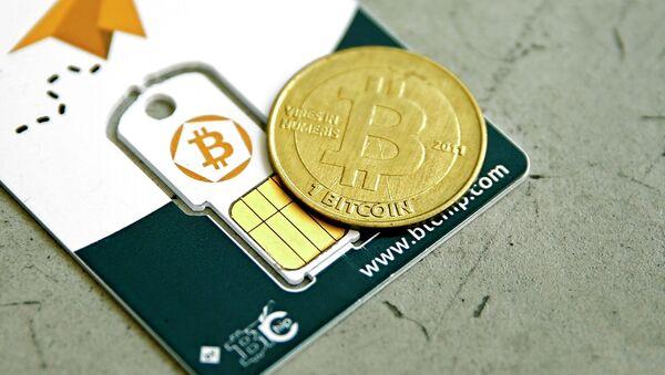 El Banco Central ruso podría legalizar el bitcoin - Sputnik Mundo