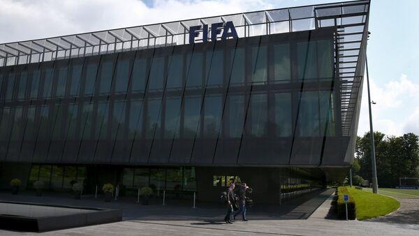 FIFA desmiente planes de conceder a Catar el Mundial 2018 - Sputnik Mundo