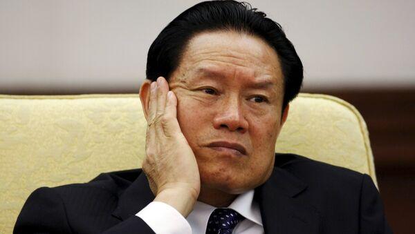 Zhou Yongkang, antiguo jefe del aparato de seguridad de China - Sputnik Mundo