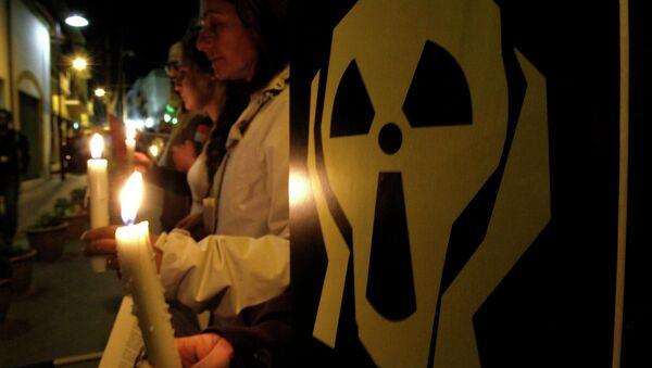 Manifestación contra la construcción de la central nuclear de Akkuyu (Archivo) - Sputnik Mundo