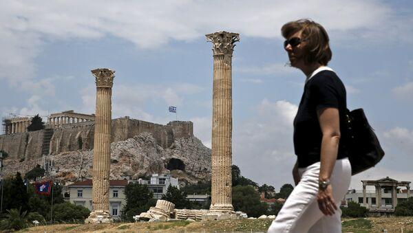 Atenas - Sputnik Mundo